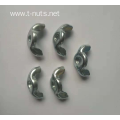 Full thread locking Stamping production Wing nut