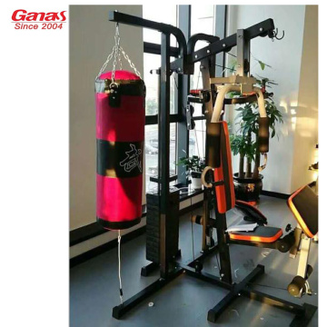 Commercial 3 Station Multi Jungle Strength Training Machine
