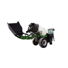 Self Loading Mini Truck Concrete Mixer For Sale