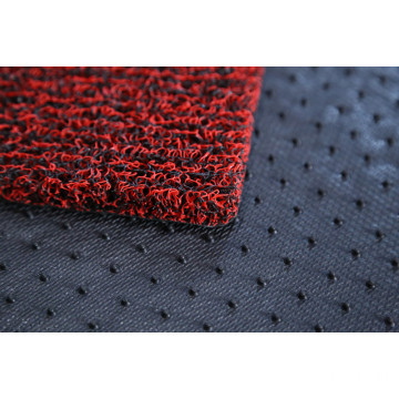Eco-friendly pretty colorful heated cheap car mat