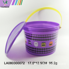 Wholesale custom pumpkin candy bucket