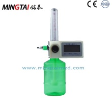 Medical oxygen timing inhaler