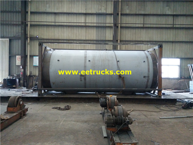 24cbm LPG Gas Tank Containers