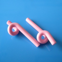 China Exporter for Textile Ceramics 95% alumina ceramic pigtail guide export to India Suppliers
