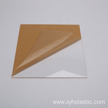 Clear Acrylic Sheet 4x8 Sheet of Perspex