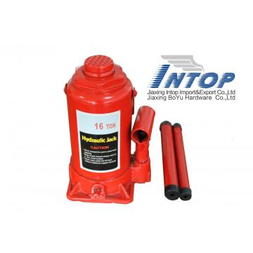 factory offering car lifting bottle jack of 16T