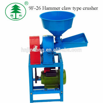 Grain Maize Grinding Machine In Flour Mill