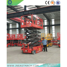 High Quality for Scissor Lift Rental,Scissor Lift Hire,Electric Scissor Lift Manufacturers and Suppliers in China 8m Hydraulic Self-propelled Battery Scissor Lift Platform export to Liberia Importers