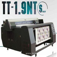 Conduction band printing machine