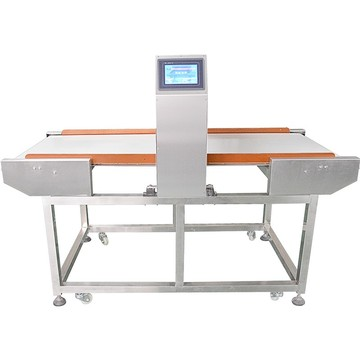 All purpose Conveyor Metal Detector Machine for Fruit and Salty Food MCD-F500QD