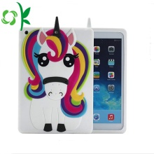 Fashion Unicorn Silicone Tablet Protect Case Tablet-PC Cover