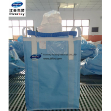 Bulk big bags for magnesium oxide