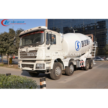 2019 New SHACMAN 18cbm Cement Transmit Vehicle