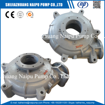 Horizontal Slurry Pump Cover Plate