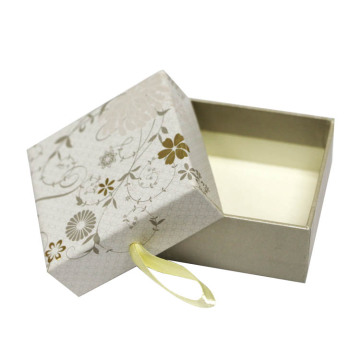 2 Pcs Gift Box with Lid with Ribbon