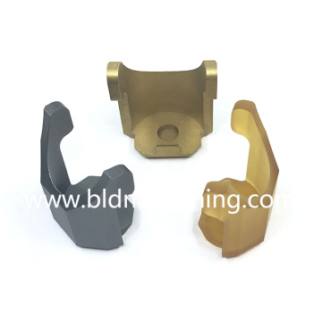 4 Axis CNC Milling Machining Custom Parts