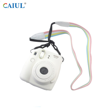 Decorative Mixed Color Camera Shoulder Strap