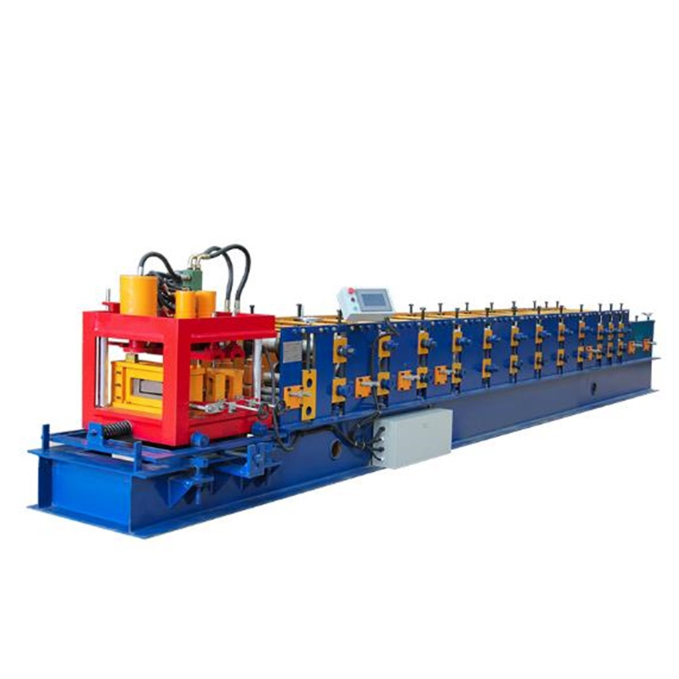 Light Structural Stud With Hole Steel Framing Machine