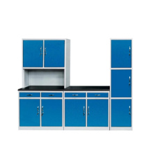 Blue Metal Kitchen Furniture