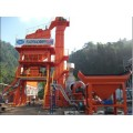 mobile asphalt mixing plant twin drum mixer cold & hot mix 40t/h