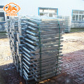 Honde factory hot galvanized pig farrowing cage