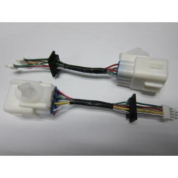 Pitch wire to wire connector wiring harness