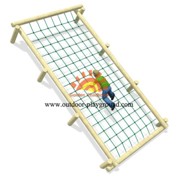 Freestanding Backyard Playground Climbing Equipment Net kids