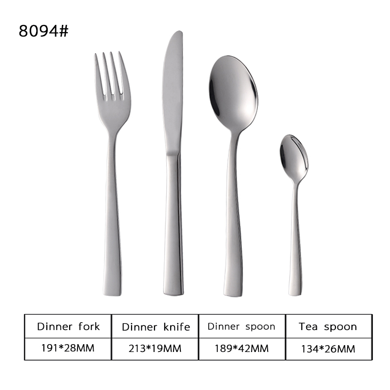 Stainless Steel Flatware Canada