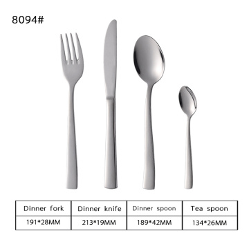 18/0 Stylish Stainless Steel Cutlery