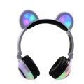 Cute design kids fashion stereo panda headphone