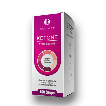 Easy Use Urine Ketone Test Strips