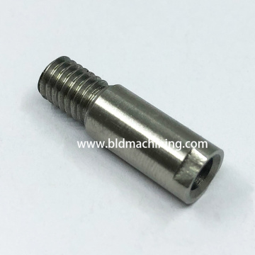 Custom Machining Stainless Steel Industrial Parts On Lathe