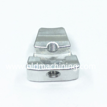 CNC Milling Machining Small Aluminium Spare Parts