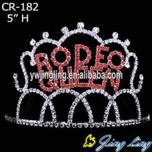 2018 Beauty Rhinestone Crystal Queen Crown