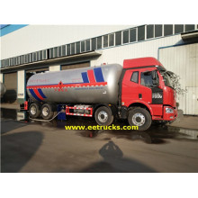 Hot sale good quality for LPG Transport Tankers FAW 10000 Gallon Propane Tank Trucks supply to Uganda Suppliers