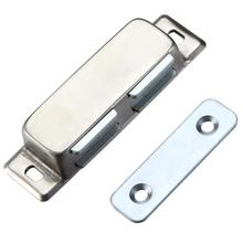 MX-01 Q235 housing, NdFeB magnet, White zinc coated