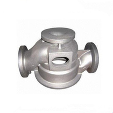 Machining and Investment Casting for Valve Part