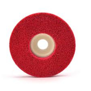 Tightly layered OEM/ODM abrasive nylon polishing wheel brush