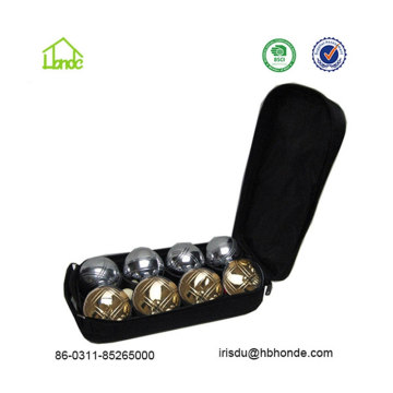 73mm Mini Bocce Ball with Black Nylon Bag