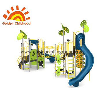 Commercial Play Fun Structure For Children