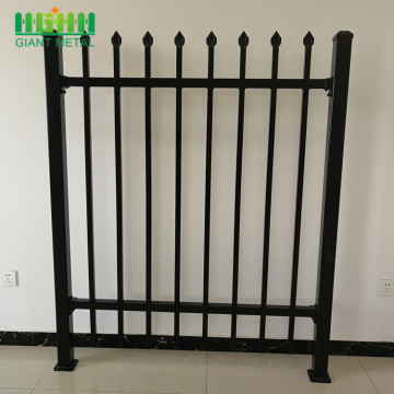 Free Sample Cheap Wrought Iron Fence Panels