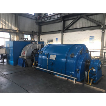 5mw Cogeneration Power steam turbine