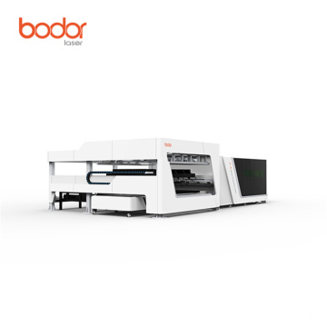 Automatic Loading Laser Cutting Machine