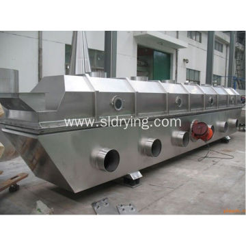 Special Vibrating Fluidized Bed Dryer For Breadcrumbs