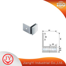 Frameless 90 Degree Angle Glass Clamp
