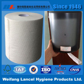 Laminated Center pull Towel
