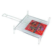 4legs Grill rack for outdoor grilling