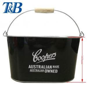 Good Quality for Led Ice Bucket Beer Drinking oval beer bucket supply to France Supplier