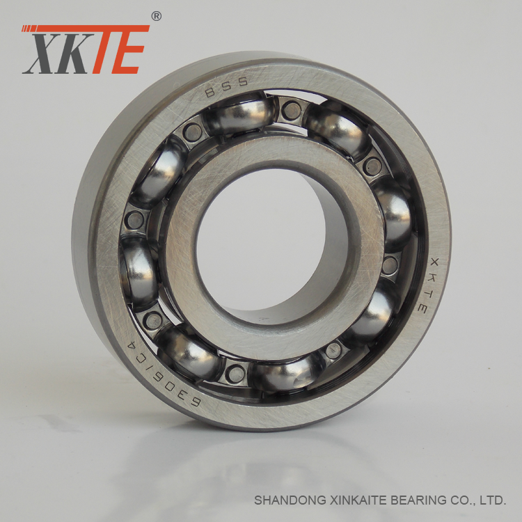 6306 C4 Open Deep Groove Ball Bearing