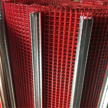 Polyurethane Vibrating Screen Mesh With Hooks